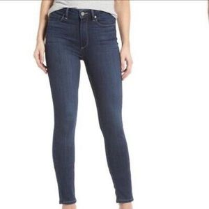 Paige Hoxton Ankle Skinny Jeans size 30